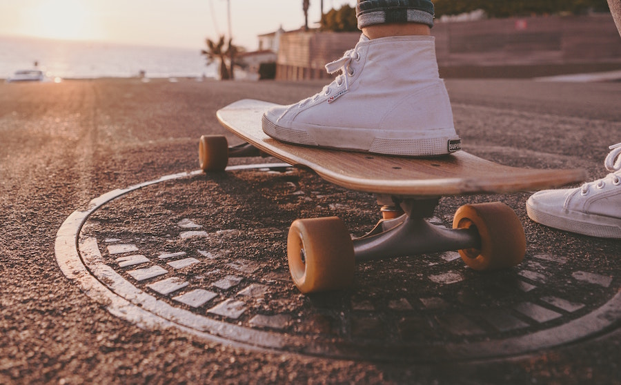 Physical Therapy for Skateboarders
