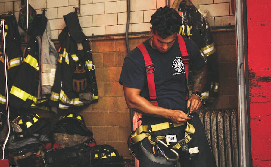 Physical Therapy for Firefighters
